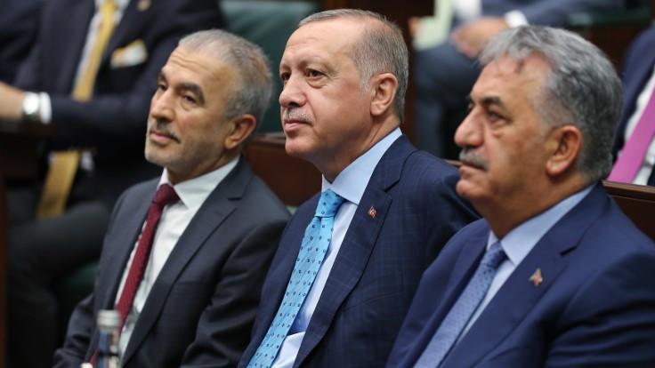 Erdoğan: Mesut'un gözlerinden öpüyorum