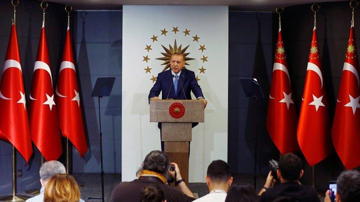 Erdoğan, 9 Temmuz'da göreve başlayacak