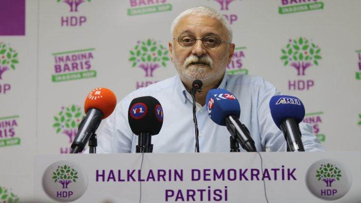 HDP'den muhalefete yeni öneri