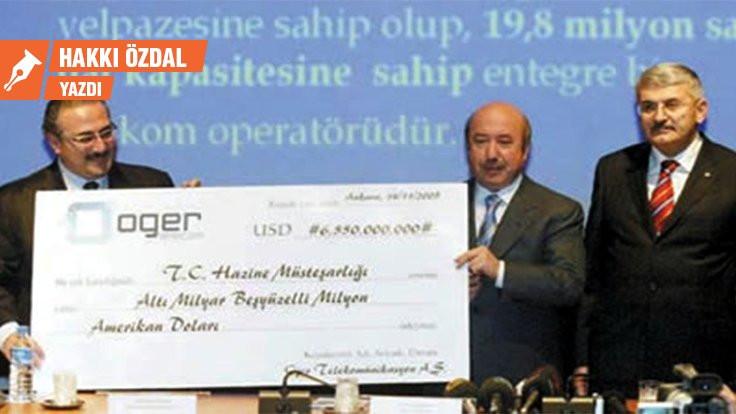 'Batan' sadece Türk Telekom mu?