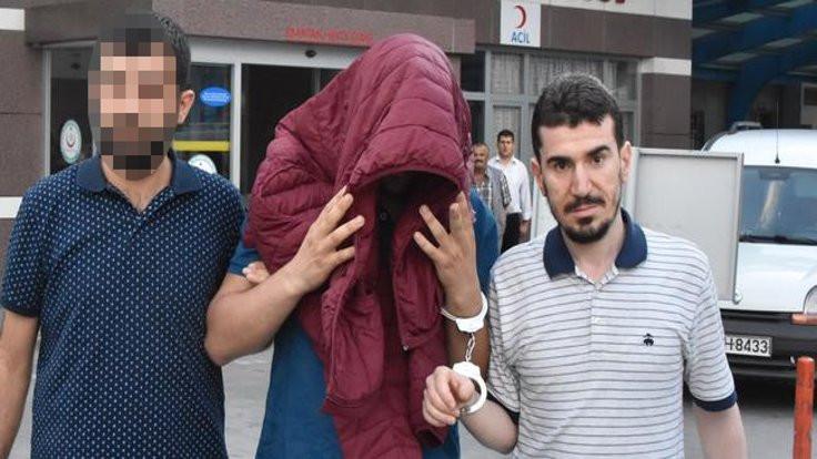 Bacanağı tutuklandı
