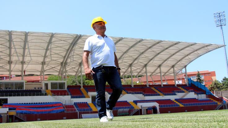 Zonguldakspor'a işçi teknik direktör