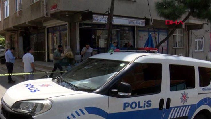 İstanbul'da silahlı bakkal soygunu!