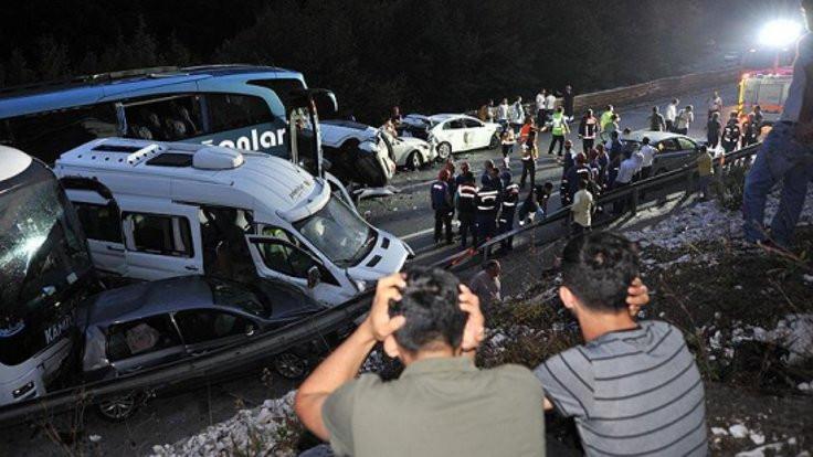 Tatilin ilk gününde 19 kişi hayatını kaybetti