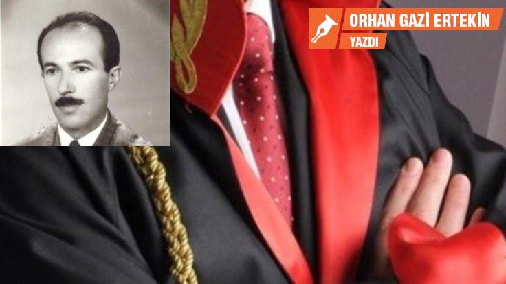 'Sosyalist hakim' Ali Faik Cihan