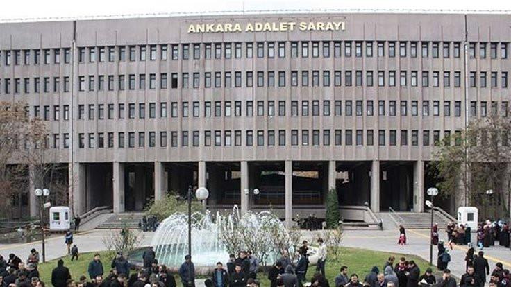 Ankara Adliyesi'nin yıkımına durdurma kararı