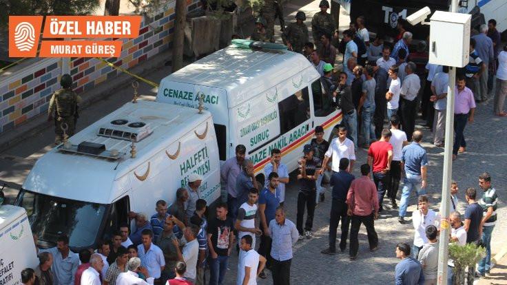 Ankara hoşnutsuz, Suruç sanıksız, Antep sürgün