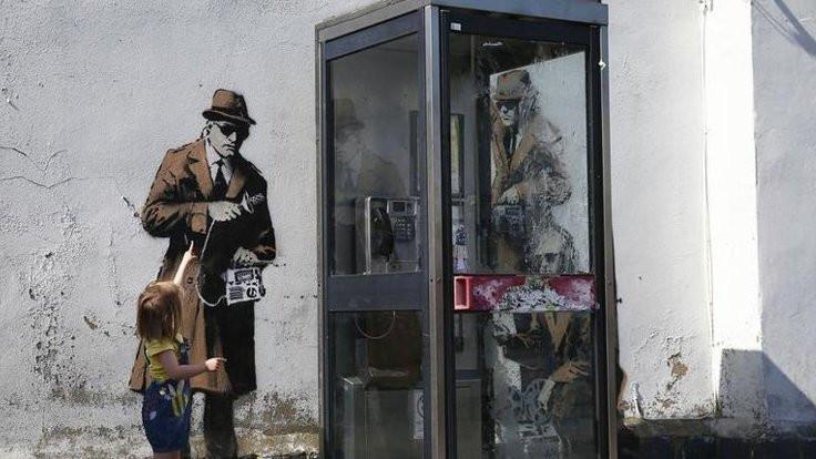 Banksy sergisi sahte çıktı!