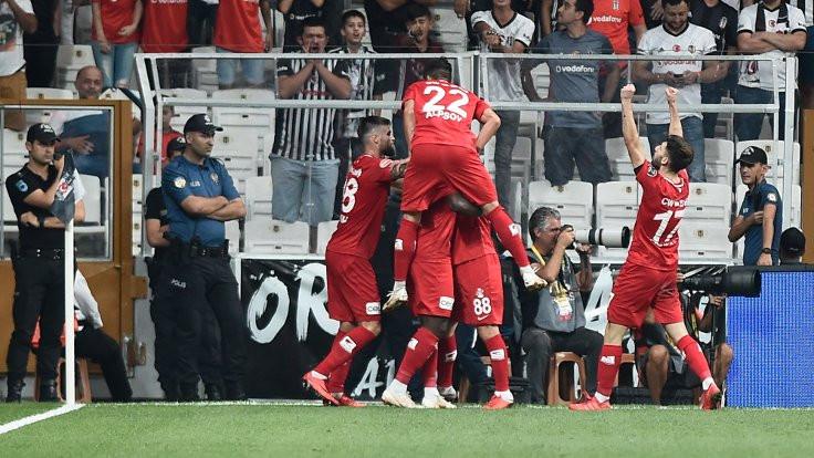 5 gollü maçta kazanan Antalyaspor