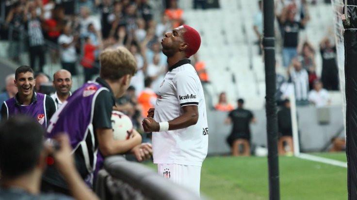 Beşiktaş Babel'in golüyle kazandı