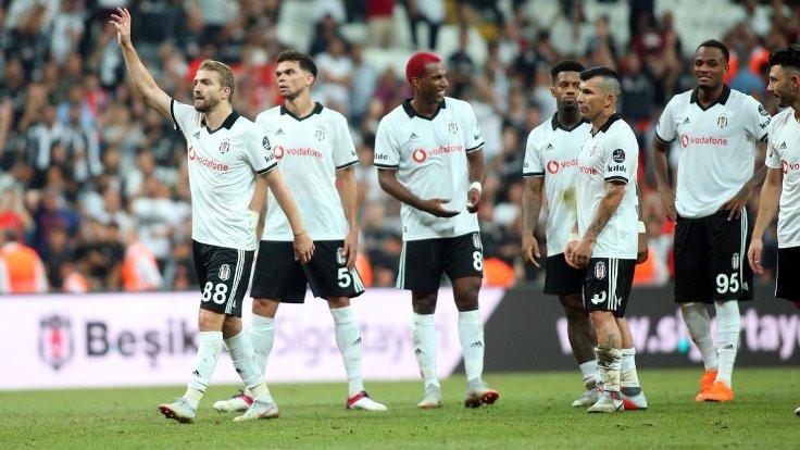 Beşiktaş sezona 3 puanla başladı