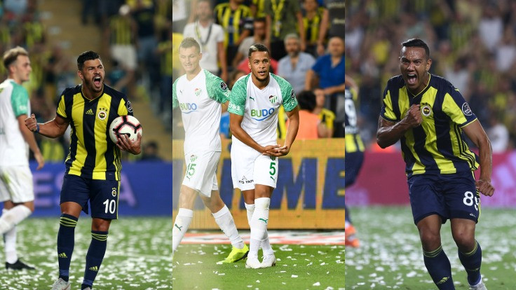 Takımlarının ilk gollerini atan 3 oyuncu da transfer oldu