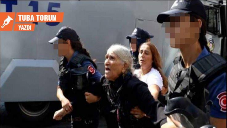 Anneler ve 'teröristleri'
