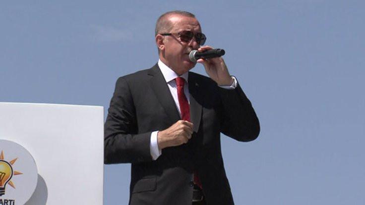 Erdoğan, 3'lü zirve için İran'a gidiyor
