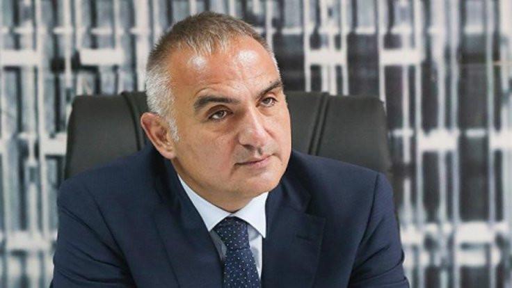 Kültür ve Turizm Bakanı Mehmet Nuri Ersoy: Kazıklanıyormuş hissi vermeyin