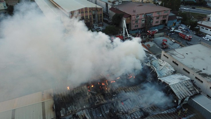 Gürsel Tekin: Fabrika yangınları incelenmeli