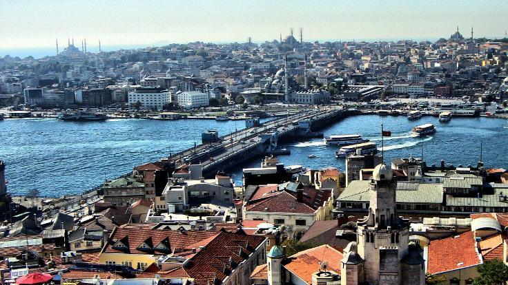 Haliç'teki 3 köprü, yarın gece kapatılacak