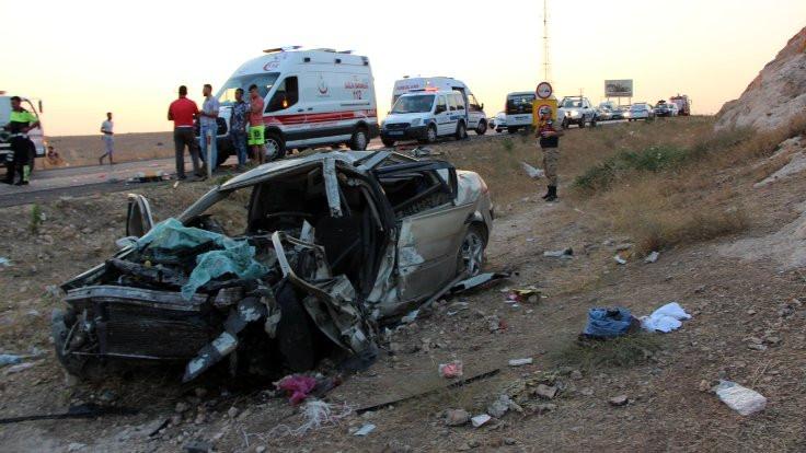 Bayram tatilindeki kazalarda 107 kişi öldü