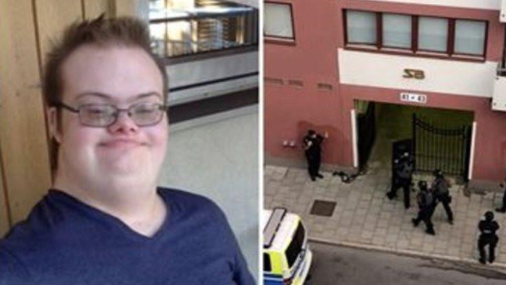 İsveç'te polis oyuncak silahlı genci vurdu