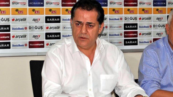Eskişehirspor Başkanı Ünal, Büyükerşen'i istifaya çağırdı