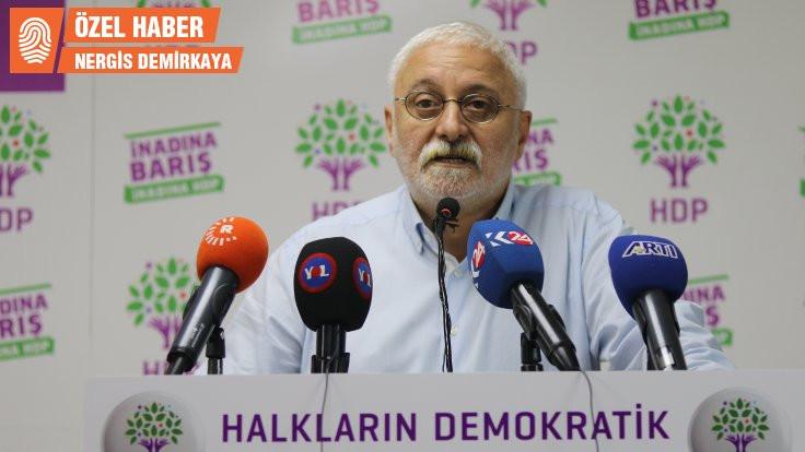 HDP'den iktidarı yerel seçimde 'kuşatma' teklifi