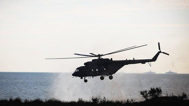 Rusya'da helikopter kazasında 18 kişi öldü