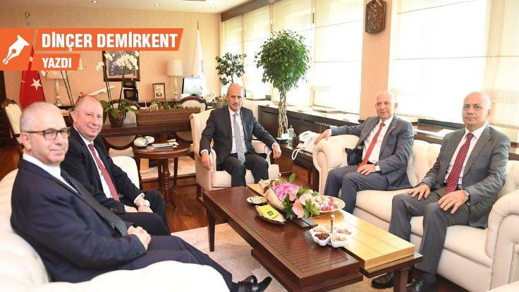 Aile, iş, devlet: Yeni Türkiye'nin kamusu