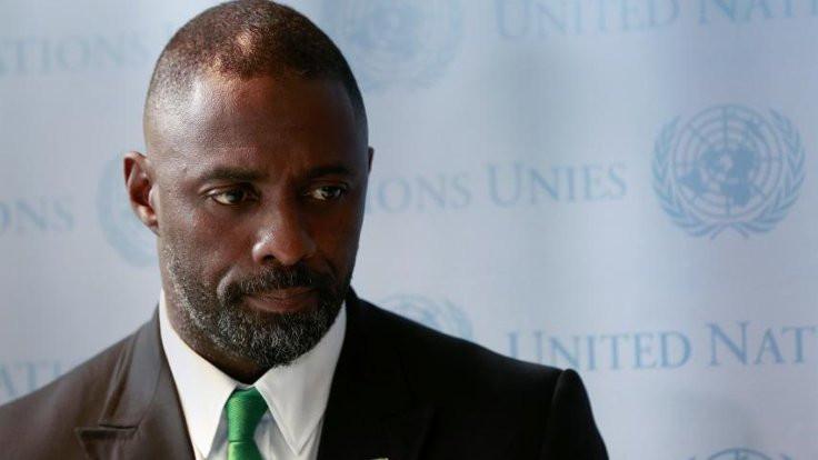 'Benim adım Elba, Idris Elba'