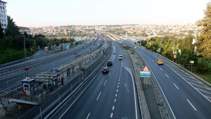 Sürücü dostu İstanbul!