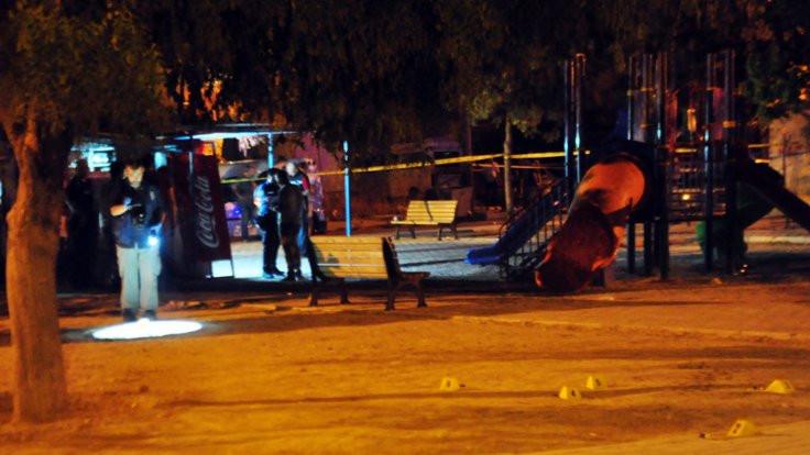 Karaman'da çocuk parkına ateş açıldı: 2'si çocuk 3 yaralı