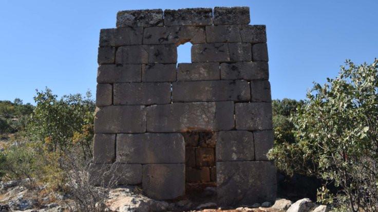 2 bin yıllık kule bulundu!