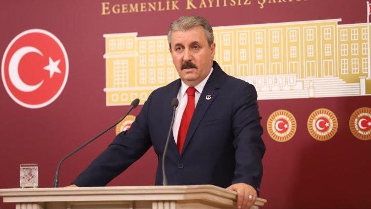 Destici: Teklif kabul edilirse Öcalan idam edilebilir