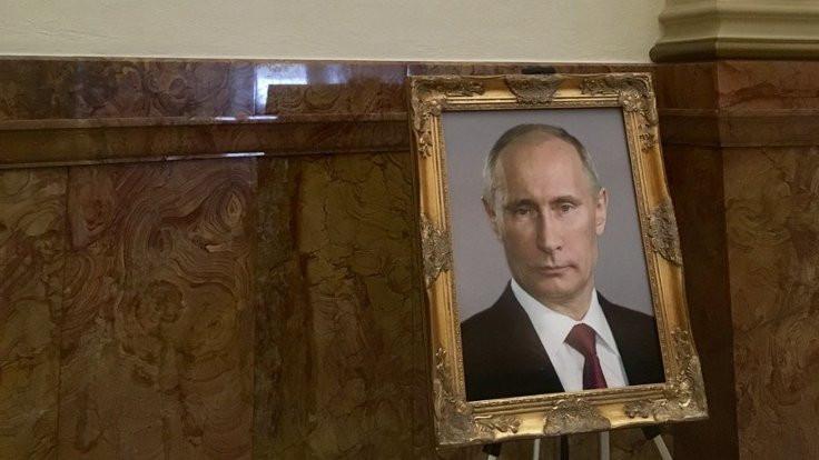 ABD'li bürokrata Putin şakasına ceza!