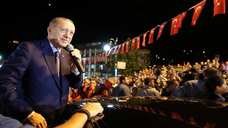 Erdoğan: Dolar molar bizim yollarımızı kesmez