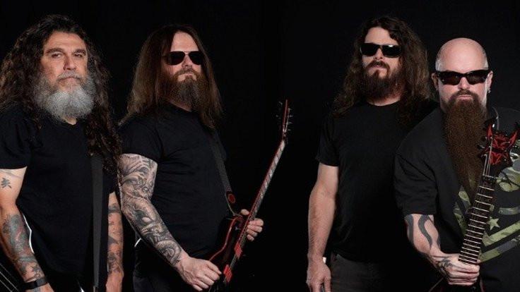 Slayer'dan son dünya turu