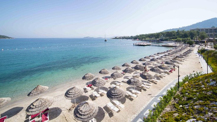 Dört turizm merkezinde 'gelmeyin' uyarısı