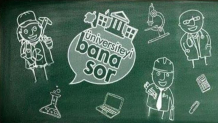 Tercihlerde 'Üniversiteyi Bana Sor'
