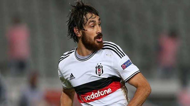 Beşiktaş'ta Veli Kavlak gitti