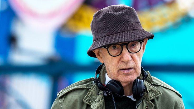 Woody Allen 45 yıl sonra yok!