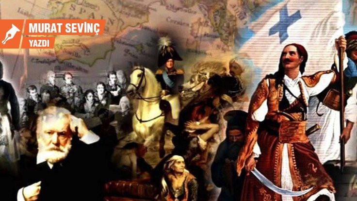 Osmanlı'ya anayasa yazan Yunan, Rigas...