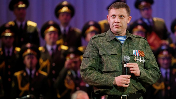 Donetsk Halk Cumhuriyeti lideri patlamada öldü
