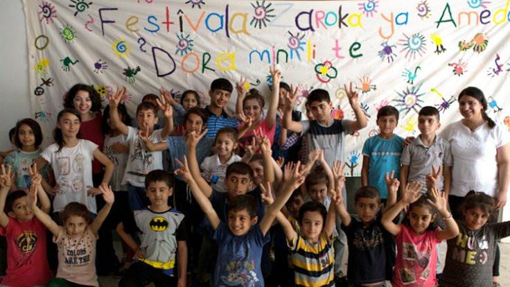 'Oyuncak Kütüphanesi'den Sur'daki çocuklar için yeni oyuncak talebi