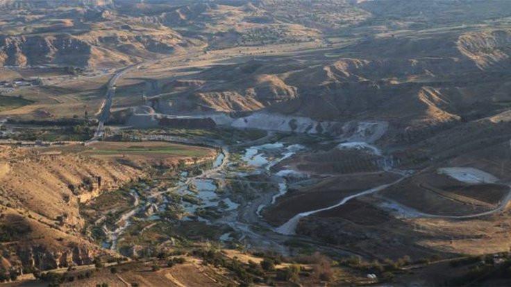 Tepkiler dinmiyor: Nemrut Dağı'nda HES inşaatı