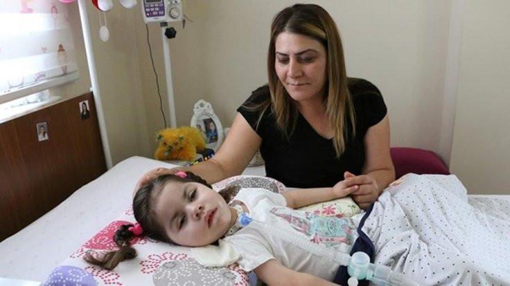 Üç yaşındaki hastanın ilacına son verildi