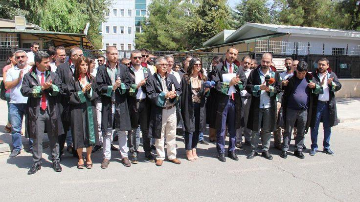 Diyarbakır Barosu: OHAL uygulamaları devam ediyor