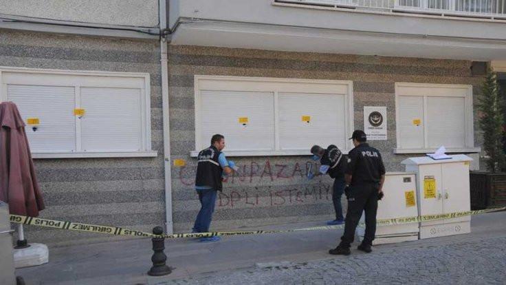Eskişehir'de avukatlık bürosuna saldırı: HDP'li istemiyoruz