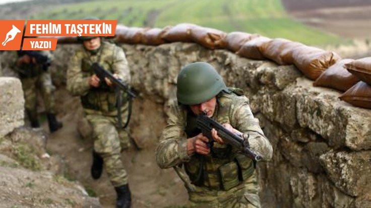 Türk ordusu kime, neden kalkan?
