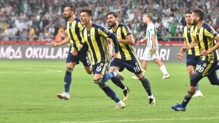 Fenerbahçe Eljif Elmas'la kazandı