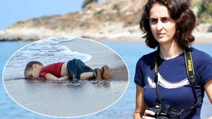 Alan bebek fotoğrafını çeken gazeteci işten ayrıldı