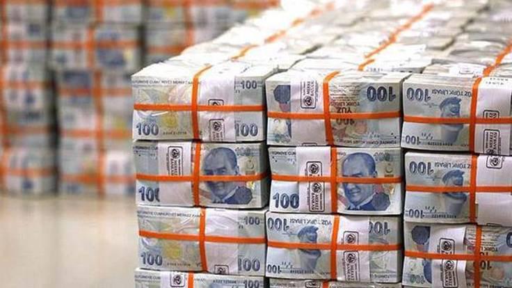 Bütçe 7 ayda 68 milyar lira açık verdi